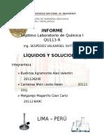 Informe Lab 7 Quimica