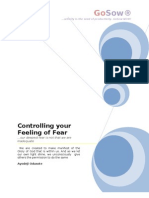 Controlling Your Feeling of Fear
