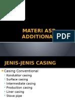 Materi ASP Additional