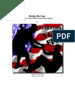 OVF Bridge the Gap - Group Mental Health Intervention Program