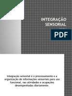Integracao Sensorial
