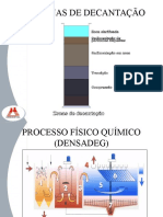 Curso Tratamento de Efluentes Industriais Segunda Parte