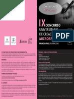 IX Concurso Microrrelatos bases_Maquetación 1.pdf