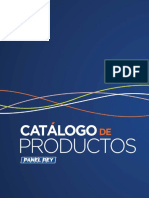 Catalogo de Productos Panel Rey