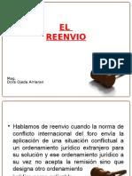6. El Reenvio