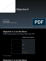 229035011 Objective C Advanced