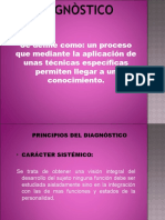 Diagnostic o proyecto