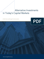 Alternatives in Todays Capital Markets