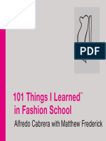 Things.I.learned.in.Fashion.school
