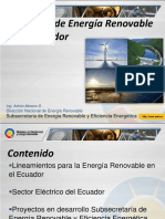 Proyectos Energia