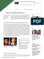 Banco Mundial - Objetivos de Desarrollo Del Milenio - Reducir La Mortalidad Infantil Para 2015