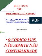 Implementação Isps a Bordo Nt Carangola