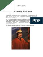 Próceres y Precursores (imprimir ).docx