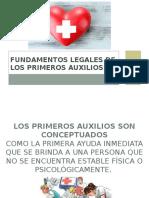 2.Primeros Auxilios Legal