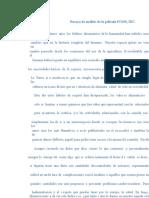 Ensayo de Analisis de La Pelicula FOOD INC
