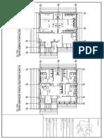 Planos Arquitectonicos Planta Arquitectonica Primer Nivel (1)