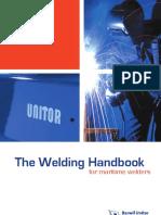 The Welding Handbook for Maritime Welders