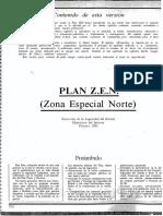 Plan Zona Especial Norte