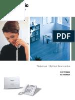 Manual Planta Telefonica Panasonic