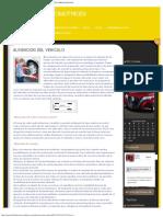 Alineacion Del Vehiculo _ Tecnologias Automotrices Especializadas