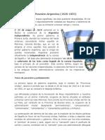 Las Malvinas en Posesión Argentina