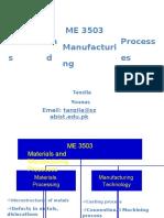 Lec 1 Intro & Properties of Materials