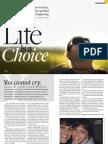 Life Is A Choice