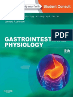 Gastrointestinal Physiology, Johnson