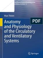 Anatomy and Physiology of the Circulatory and Ventilatory Systems, Thiriet