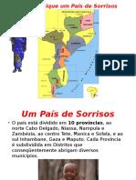 Moçambique Um País de Sorrisos