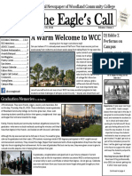 Eagle's Call September 2016 Edition