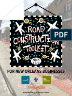 Road Construction Toolkit