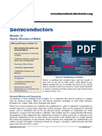 Semiconductors Module 01