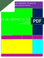 Fases Del Proyecto Técnico