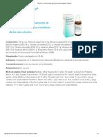 Berberis- Heelaccord®, Medicamneto Bioregulador Natural
