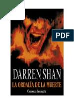 Shan, Darren-05-La Ordalía de la Muerte