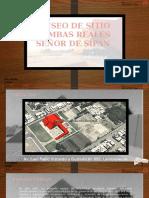 Museo de Sitio Tumbas Reales Señor de Sipan