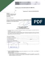 Resolución 016-2016-OEFA/TFA-SME de 28-10-2016