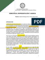 Programa Democracia, Representación y Agencia - Rodriguez Rial-Salas Oroño Final