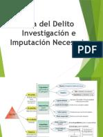 Diapositivas Teoría Del Delito