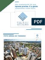 Apresentação Helbor Offices Champagnat - Curitiba PR