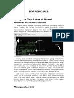 Boarding PCB