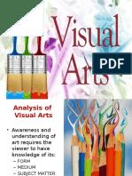 Analysis of Visual Arts