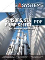 Pumps & Systems - Sensor, Seals & Pump Selection for Chemical Applications