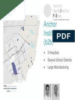 Eastside Anchor Institutions