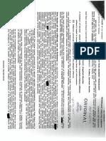 Fuller Affidavit