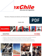 Presentacion Protección Catódica - InexChile