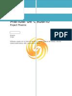 Manual de Usuario (Project Phoenix)