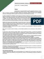 Principios de Economia, Resumen m3