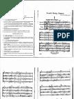 Schoenberg String Quartet No4